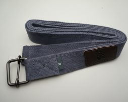 tortue yoga strap grey