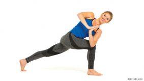 Gerakan Yoga Pagi Hari Sebelum ke Kantor