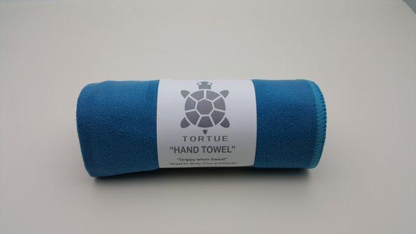 """Aquatic """"Hand"""" Towel - Blue 1"""