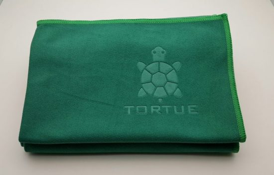 "Aquatic ""Hand"" Towel - Blue 4"