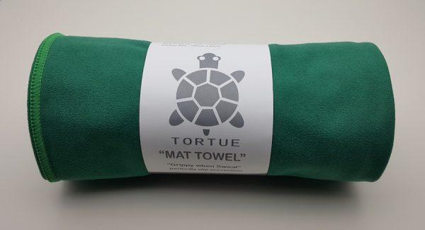 Aquatic Mat Towel - Green 1