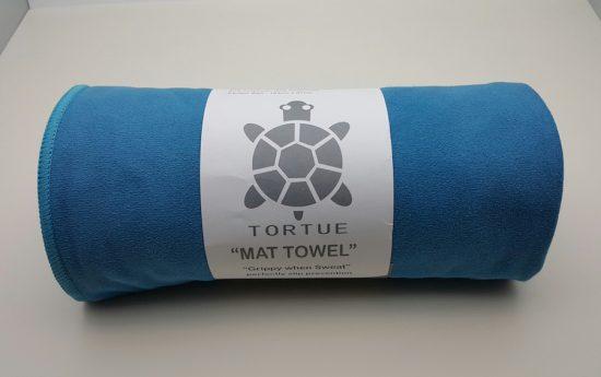 Aquatic Mat Towel - Blue 3