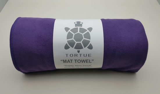 Aquatic Mat Towel - Purple 3