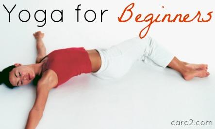 4 Pose Dasar Bagi Pemula Yoga (Pria) 2