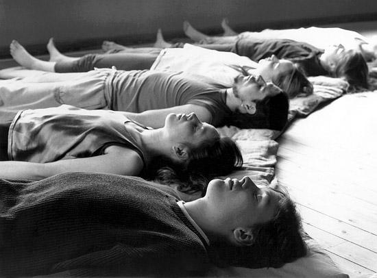 yoga nidra - meditas