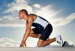 senam yoga bagi atlit